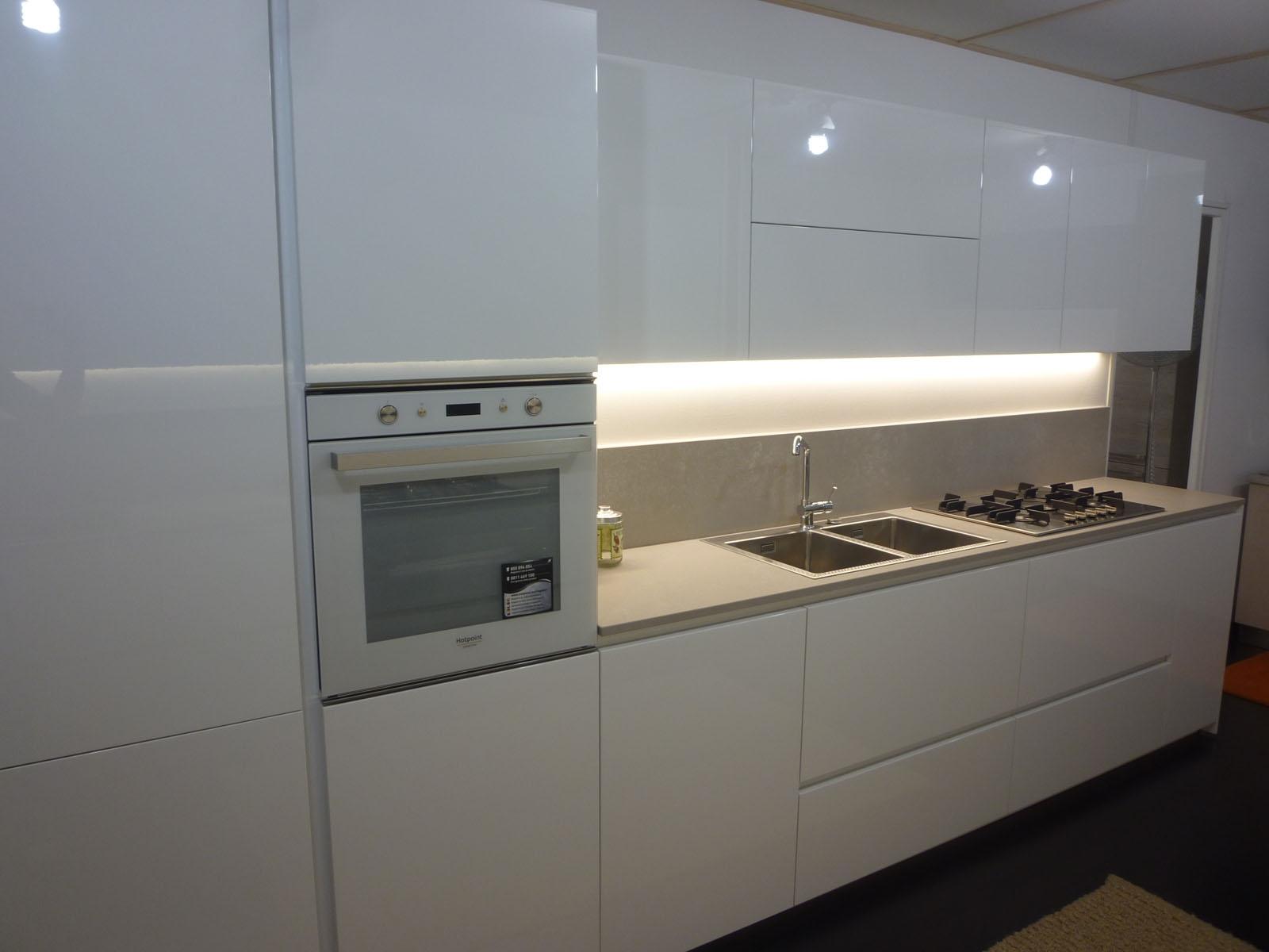 Cucina gentili cucine time laccato cucine a prezzi scontati - Cucine euromobil prezzi ...