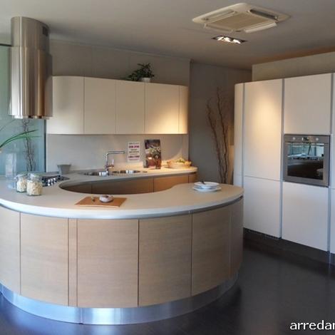 Cucine Rotonde Moderne.Cucine Con Isola Rotonda Design Per La Casa E Idee Per Interni