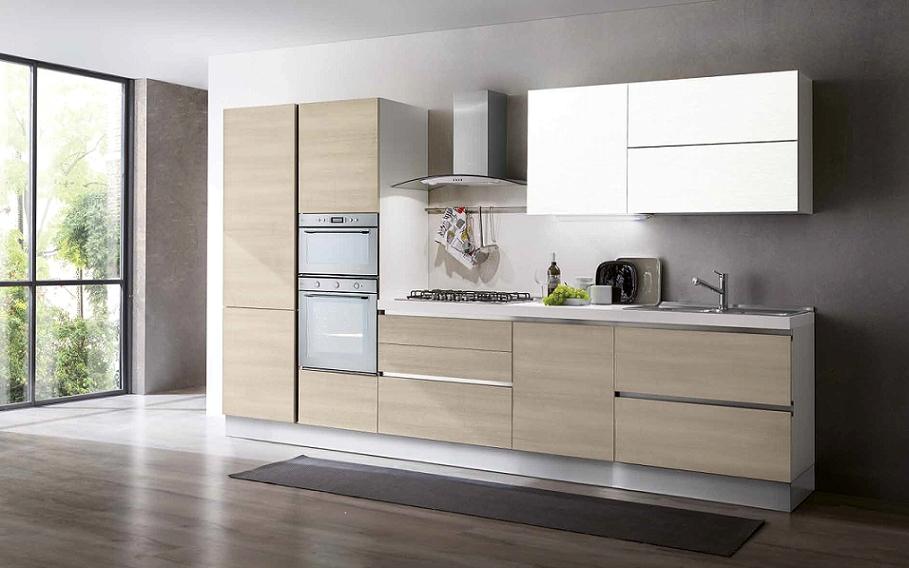 Cucine moderne effetto cemento - Miton cucine prezzi ...