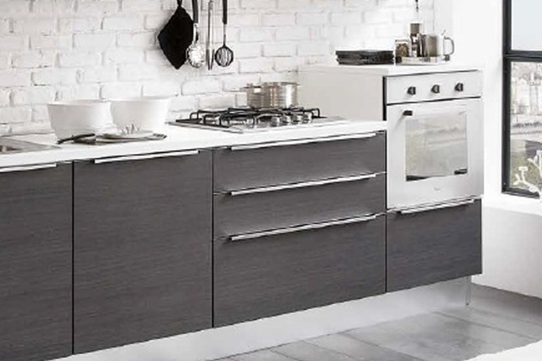 Cucina lineare cm 360 in offerta anche con piano quarzo cucine a prezzi scontati - Cucine gicinque ...