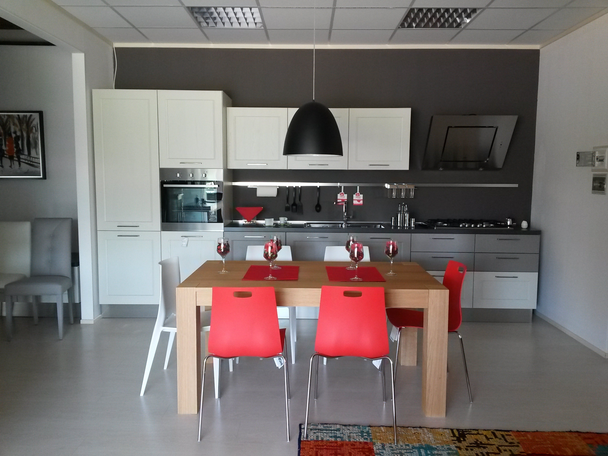 Gicinque Cucine Cucina Elite Scontato Del  60 % Cucine A Prezzi  #B92112 3072 1728 Veneta Cucine E Soggiorni