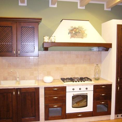 Cucina gicinque cucine siviglia classica legno noce cucine a prezzi scontati - Cucine gicinque ...