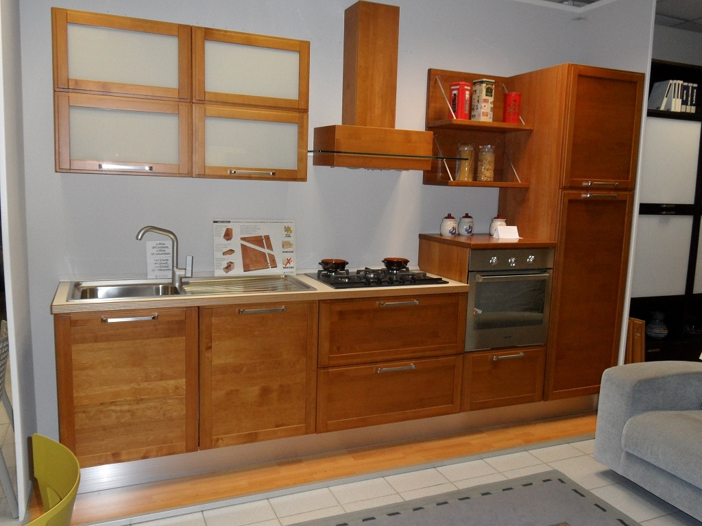 Cucina grattarola axi outlet cucine a prezzi scontati for Mobili in offerta