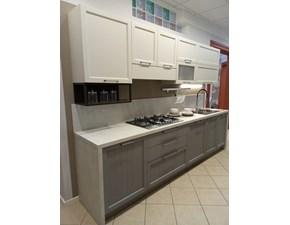 Cucina grigio classica lineare Contempo Creo kitchens in offerta