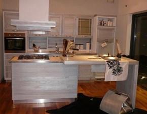 Cucina moderna ad isola Terre di toscana Zappalorto in Offerta