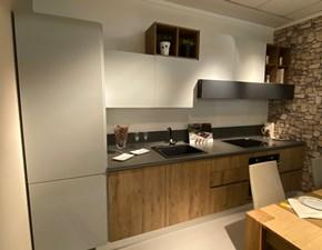 CUCINA Home cucine lineare Colormatt - gray SCONTATA