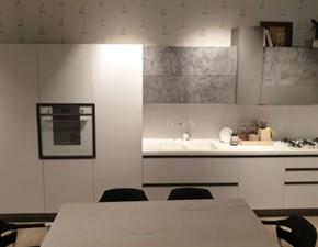 Cucina Immagina plus moderna bianca lineare Lube cucine