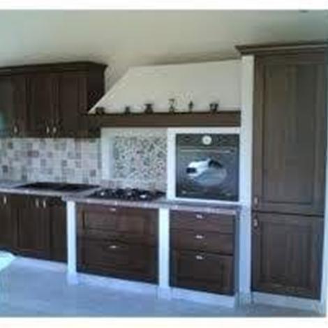 cucina classica in finta muratura astra cucine - cucine a prezzi ... - Cucine In Finta Muratura In Offerta