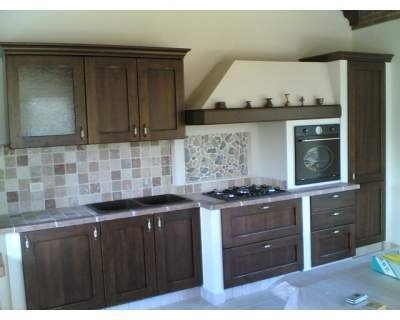 Cucina classica in finta muratura astra cucine cucine a prezzi scontati - Cucine astra prezzi ...