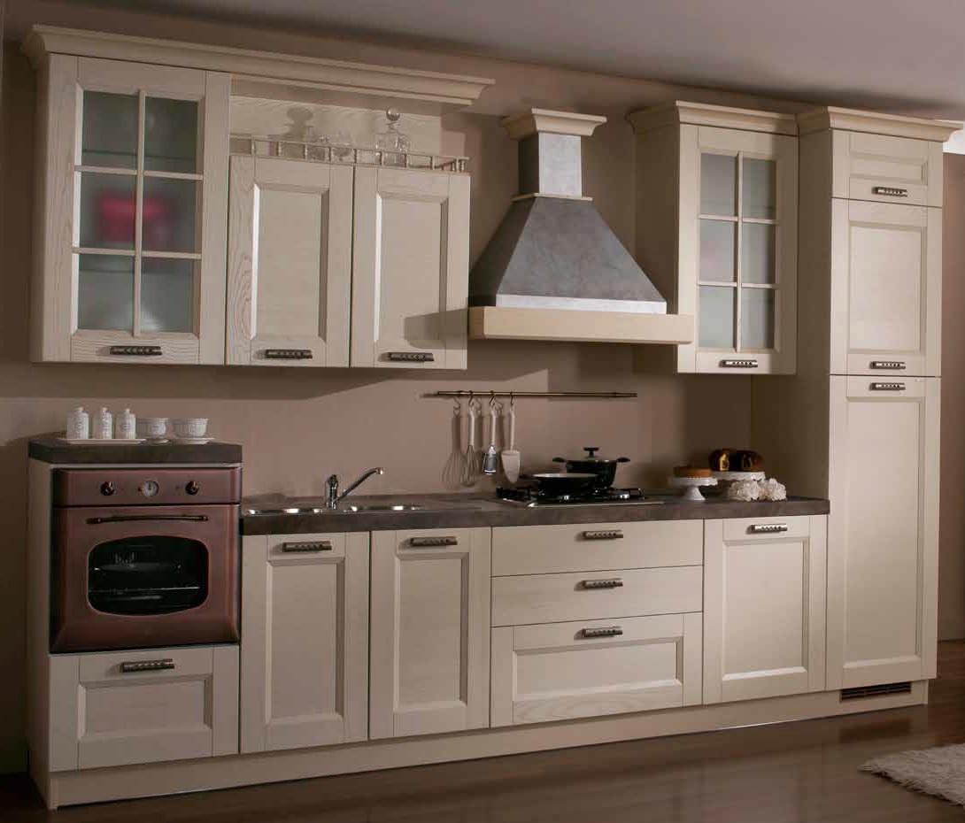 Cucina in frassino offerta cucine a prezzi scontati - Cucina a gas in offerta ...