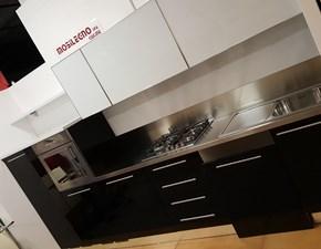 Cucina in laccato lucido Mobilegno cucine a PREZZI OUTLET