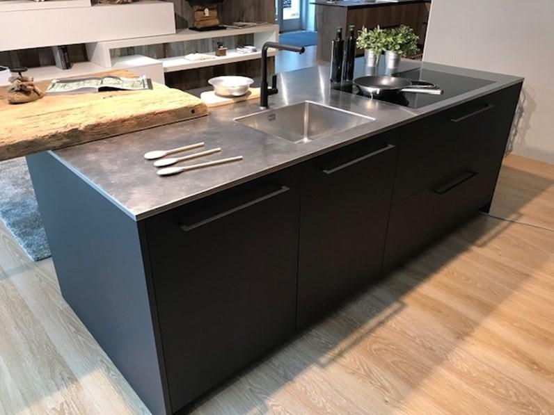 Cucina in laccato opaco di Cesar cucine a PREZZI OUTLET
