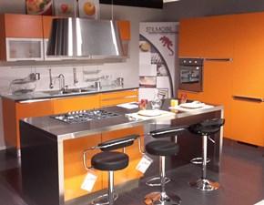 Cucina in laccato opaco Lube cucine a PREZZI OUTLET