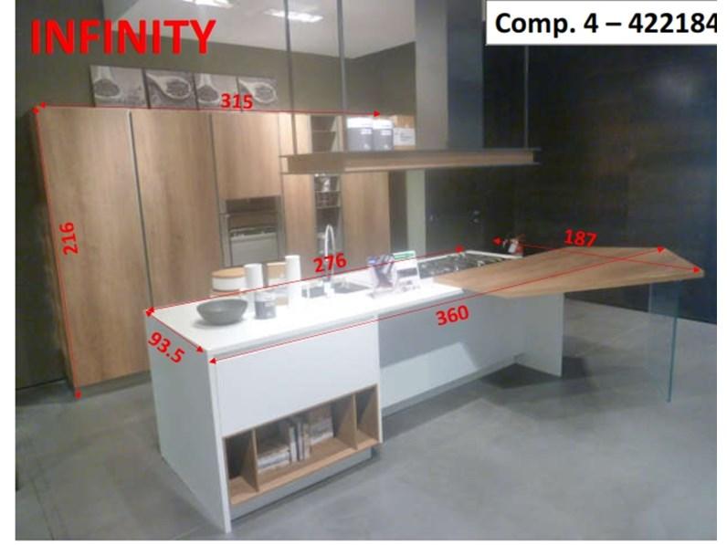 Cucina in laccato opaco stosa cucine a prezzi outlet - Stosa cucine prezzi ...