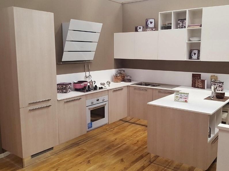 Cucina in laminato lucido petra arredo3 - Laminato in cucina ...