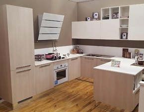Cucina in laminato lucido Petra Arredo3