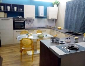 Cucina in laminato materico Mobilturi cucine a PREZZI OUTLET