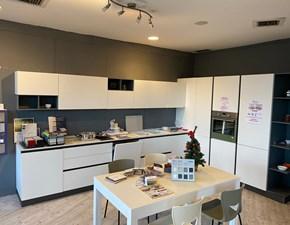 Cucina in laminato opaco Mobilturi cucine a PREZZI OUTLET
