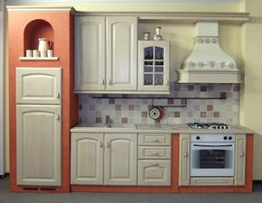 Cucina in legno Arrex a PREZZI OUTLET
