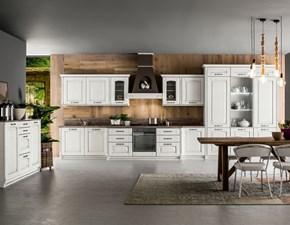 Cucina in legno Colombini casa a PREZZI OUTLET