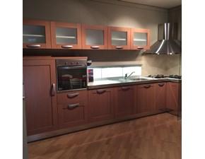 Cucine Moderne Color Ciliegio.Outlet Cucine Ciliegio Prezzi Sconti Online 50 60