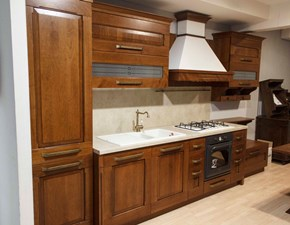 Cucina in legno di Stosa cucine a PREZZI OUTLET
