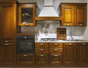 Cucina in legno Forma 2000 a PREZZI OUTLET