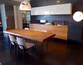 Cucina in legno Lago a PREZZI OUTLET