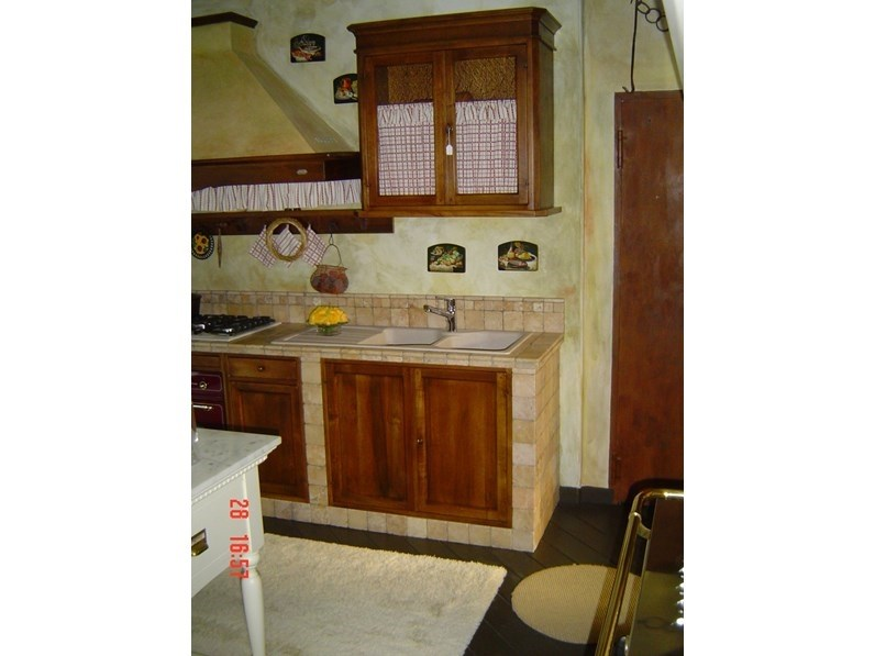 Cucina in legno marchi cucine a prezzi outlet - Cucine marchi prezzi ...