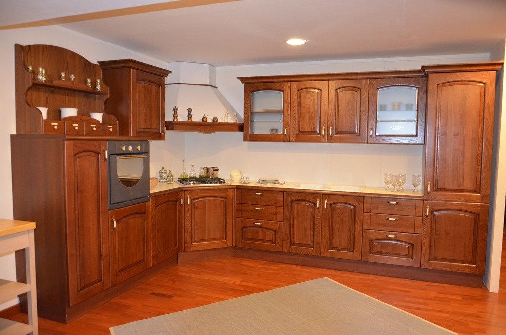 Cucine In Legno Massello ~ Idee Creative di Interni e Mobili