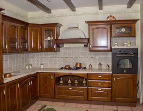 Cucina in legno Mobilturi cucine a PREZZI OUTLET
