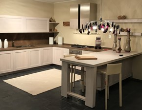 Cucina in legno Oldline a PREZZI OUTLET