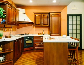 Cucina in legno Scavolini a PREZZI OUTLET