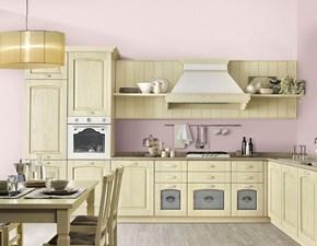 Cucina in legno Stosa cucine a PREZZI OUTLET