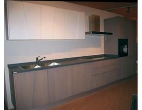 Cucina in legno Trapezio di Grattarola