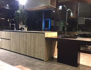 Cucina in legno Zampieri cucine a PREZZI OUTLET