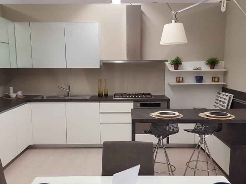 Cucina in melaminico Del tongo a PREZZI OUTLET