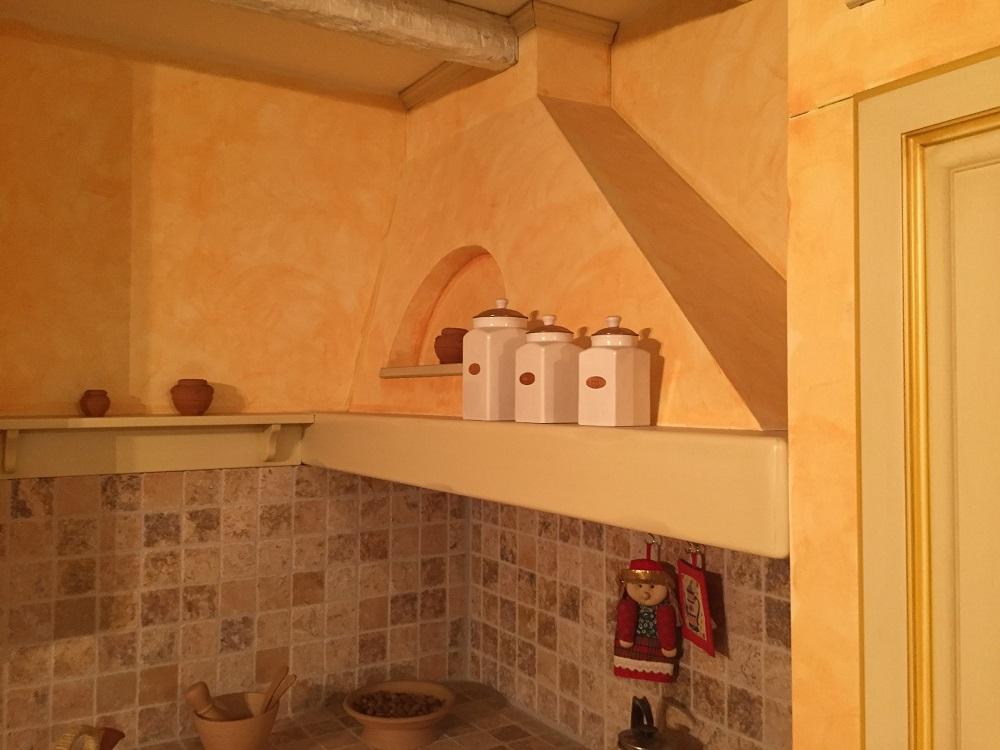 Cappe In Muratura Per Cucine. Stunning Cappa Per Cucina In Finta ...
