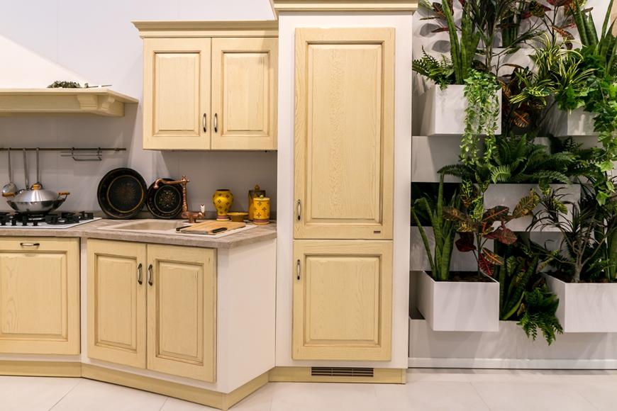 Cucina in muratura Scavolini modello Belvedere scontata del 40 ...