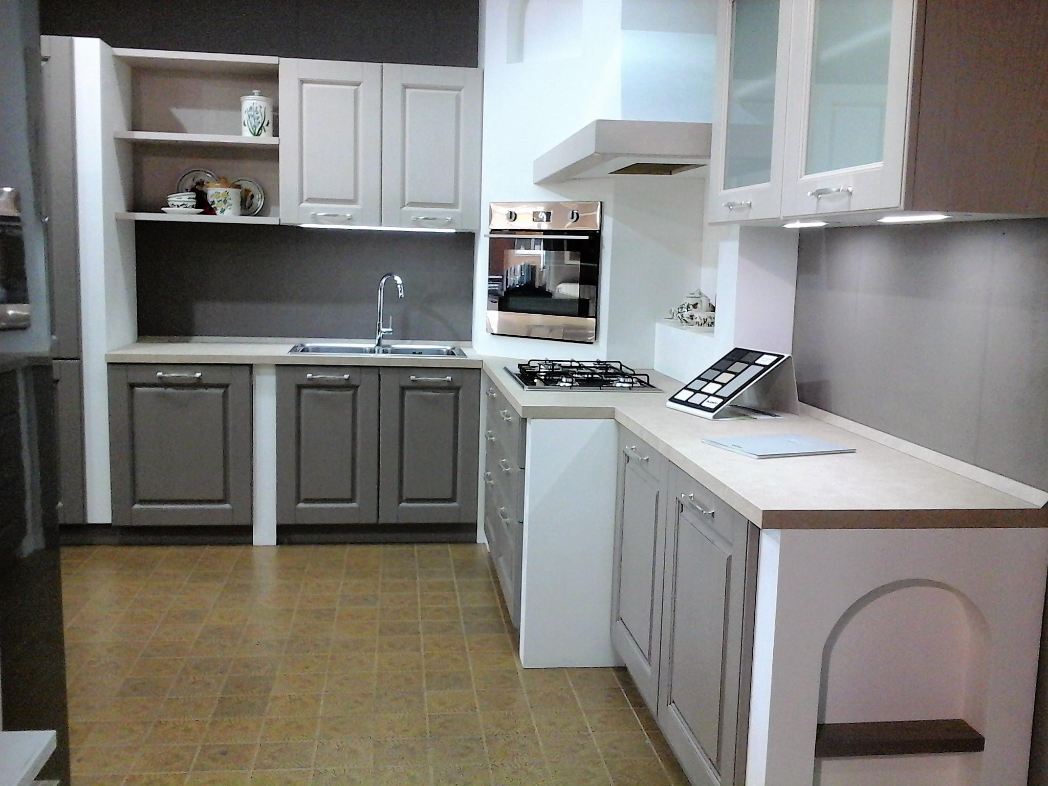 Cucina in muratura scontata atra cucine cucine a prezzi - Cucina a muratura ...