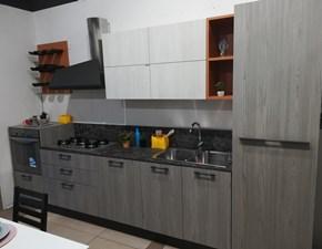 Cucina in nobilitato Berloni cucine a PREZZI OUTLET
