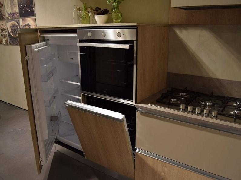 Cucina in nobilitato stosa cucine a prezzi outlet - Cucina stosa prezzi ...