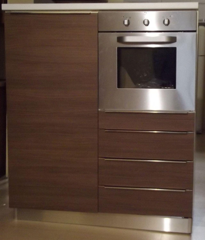 Cucina in offerta 10764 cucine a prezzi scontati - Cucine su misura compresa di elettrodomestici prezzi ...