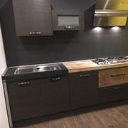 cucina industrial minimal nexus