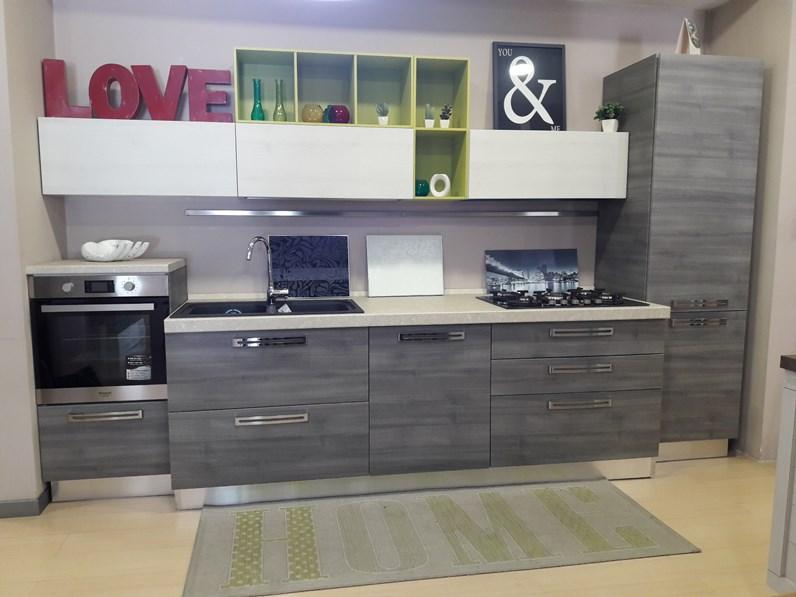 Cucina in polimerico opaco mobilturi cucine a prezzi outlet - Mobilturi cucine prezzi ...