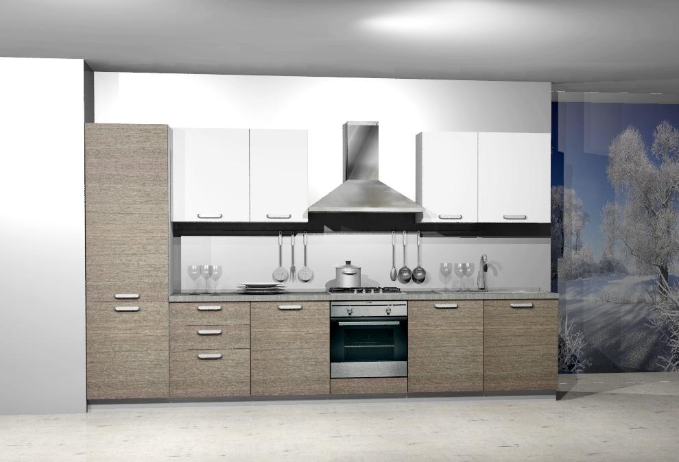 Cucina in pronta consegna, RCPP321 Record Cucine, nuova a prezzo ...