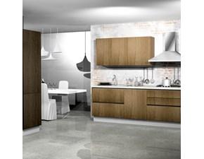 Cucina in pronta consegna, RCUP68 Record Cucine nuova a prezzo scontato,