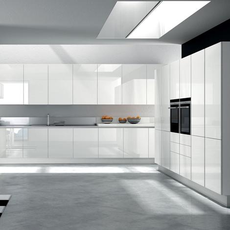 cucina in vetro 7681 - Cucine a prezzi scontati