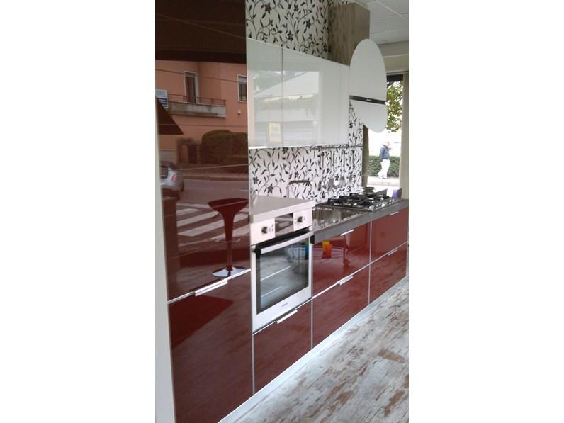 Cucina in vetro temperato Arrex