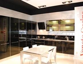 Cucina in vetro Veneta cucine a PREZZI OUTLET